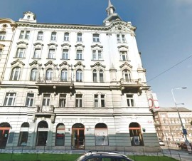 I.P. Pavlova Praha 2 kanceláře