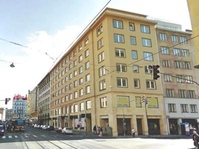 Kanceláře Revoluční ulice Praha 1
