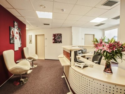 kancelare k pronajmu na praze v centru