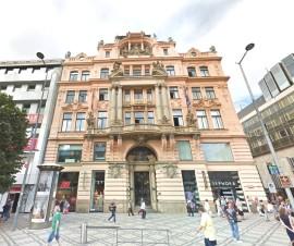 Jindřišská ulice kanceláře k pronájmu Praha 1