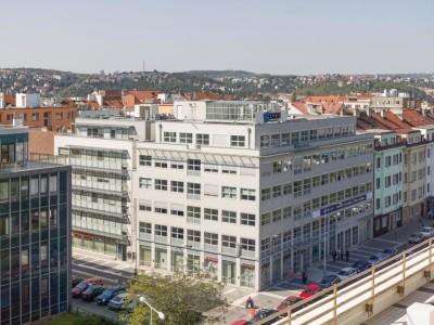 Vyšehrad Garden kanceláře Praha 4