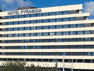 Kanceláře Praha 6 hotel Pyramida