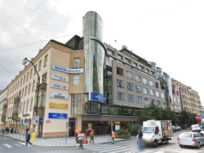 Millennium Plaza kanceláře Praha 1 V Celnici