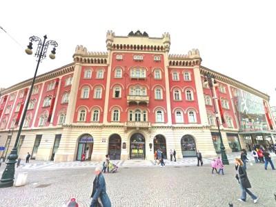 Kanceláře Palladium Náměstí Republiky Praha 1
