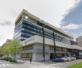 Rosmarin kancelářská budova Praha 7
