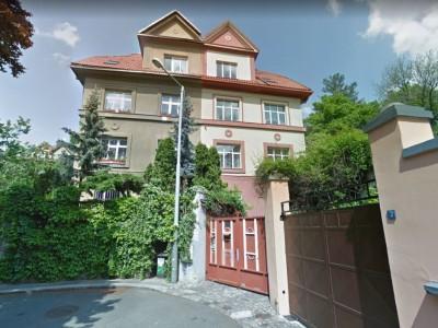 kanceláře ve vile Vinohrady Praha 3