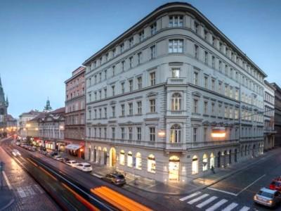 Jindřišská Praha 1 kanceláře k pronájmu