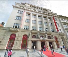 budova Na Příkopě Praha 1