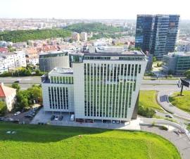 Kanceláře k pronájmu South Point Praha 4