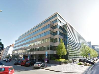 Luxembourg Plaza kancelářské centrum