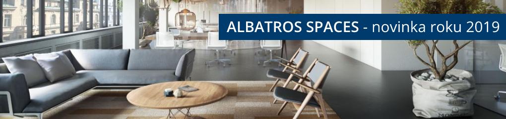 Albatros Spaces kanceláře