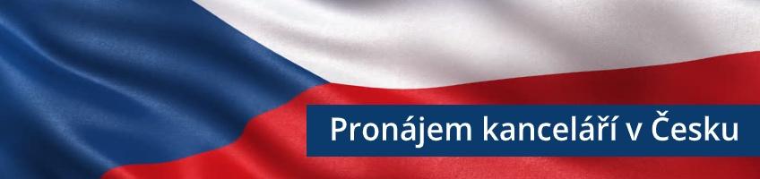 Pronájem kanceláře v Česku