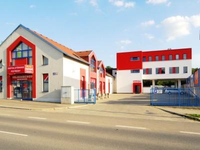 kanceláře Poděbradská Hloubětín