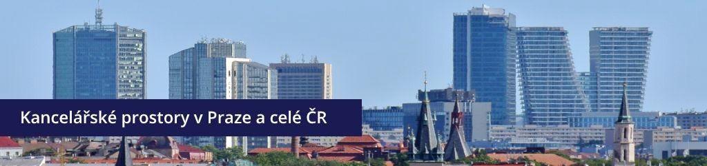 Kancelářské prostory Praha