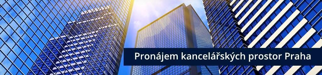 pronájem kancelářských prostor Praha